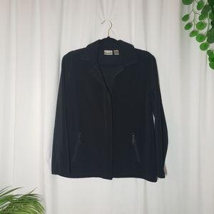 Chico's Soft Black Jacket